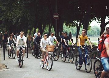 Велосипедная экскурсия «Ужгород на бициглях»