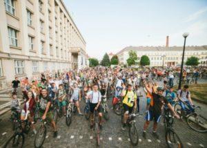 велосипедні екскурсії по Ужгороду