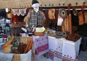 Зимние праздники в Закарпатье
