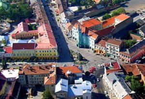 Как добраться в Мукачево