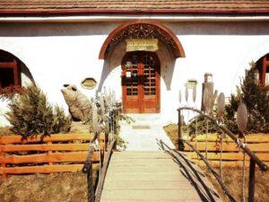 Музей леквара в Закарпатье