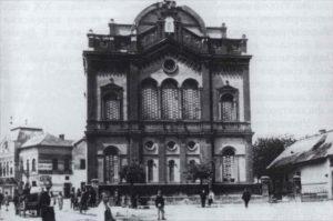 Пам'ятні місця єврейської історії в Закарпаття