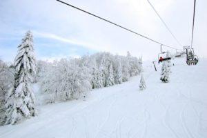 Поездки на горнолыжный курорт Красия