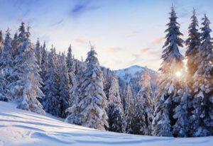 Походы в горы зимой