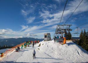 Зимові канікули в Карпатах