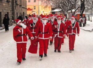 Зимові свята в Закарпатті