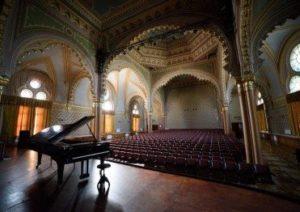 Хасидська синагога в Ужгороді