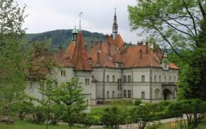 замок шенборнов 1