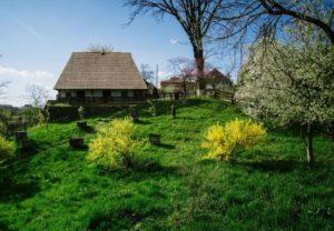 Музей «Старое село» в Ужгороде