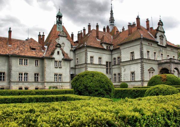 Экскурсия замки Закарпатья