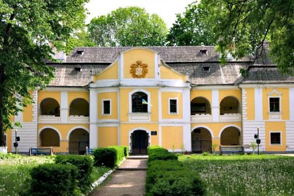 Экскурсия в Виноградов