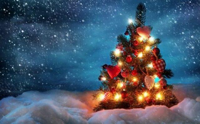 тур на Рождество