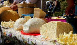фестиваль брынзы в Рахове