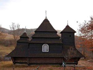 cerkva zakarpatie