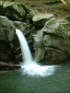 водопад Давир