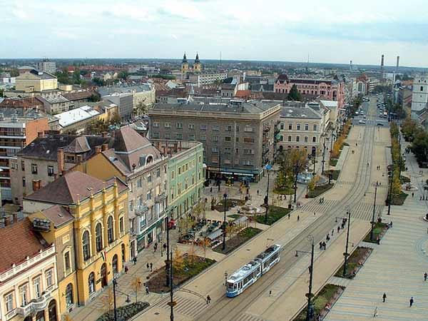 екскурсія в Дебрецен Угорщина