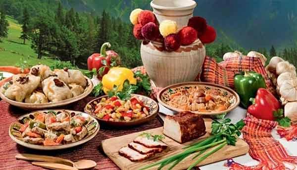 закарпатська кухня