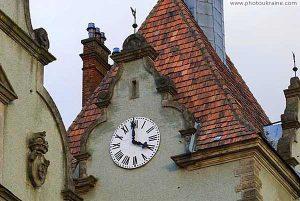 баштові годинники