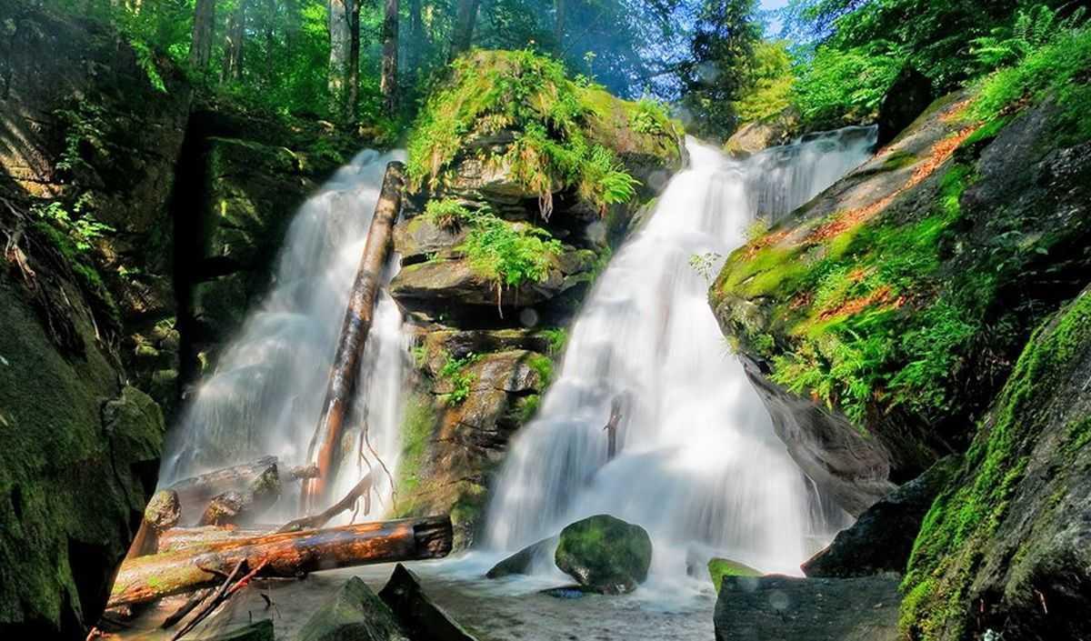 воєводино водоспад